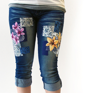 Urban Threads - Featured Collection: Petals & Lace