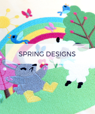 Urban Threads - Spring Designs
