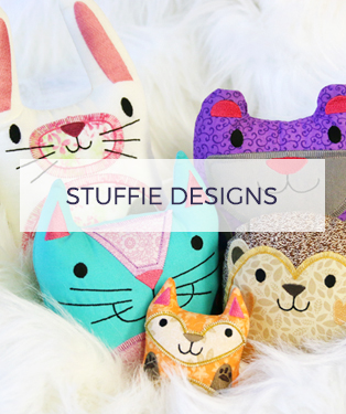 Urban Threads - Stuffie Designs