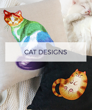 Urban Threads - Cat Designs