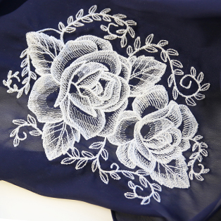 Urban Threads - Embroidering on Sheer Fabric Tutorial