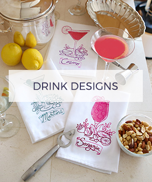 Urban Threads - Drink Designs