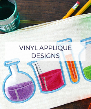 Urban Threads - Vinyl Applique Designs