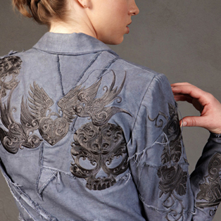 Urban Threads - Featured Collection: Baroque Punk