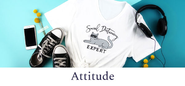 Urban Threads - Attitude
