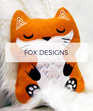 Urban Threads - Fox Designs