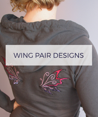 Urban Threads - Wing Pair Designs