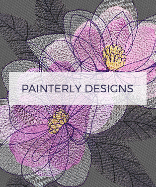 Urban Threads - Painterly Designs
