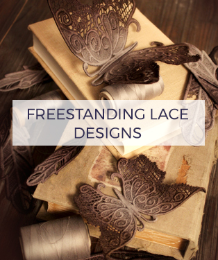 Urban Threads - Freestanding Lace Designs