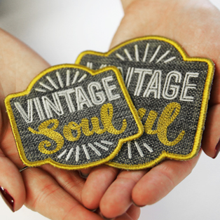 Urban Threads - Patch of the Month: Vintage Soul