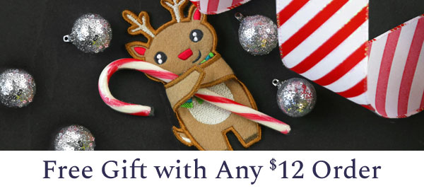 Urban Threads - Gift with Purchase