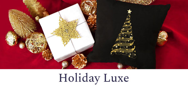 Urban Threads - Holiday Luxe