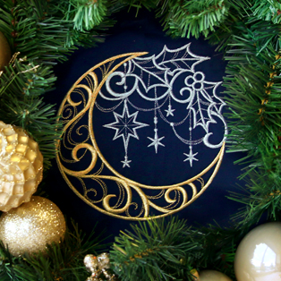 Urban Threads - Featured Collection: Celestial Christmas