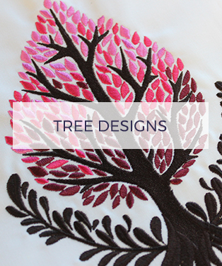 Urban Threads - Tree Designs