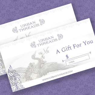 Urban Threads - Gift Certificates