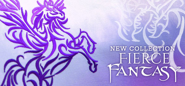 Fierce Fantasy - New Collection