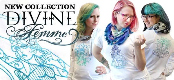 New Collection - Divine Femme