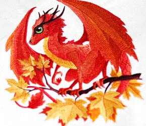 New: Autumn Dragon