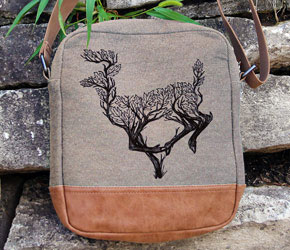 New: Branching Deer