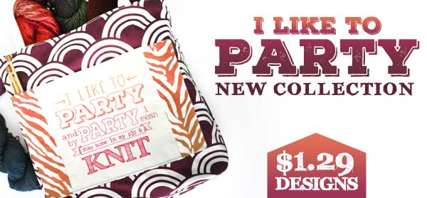 I Like to Party - $1.29 Designs!