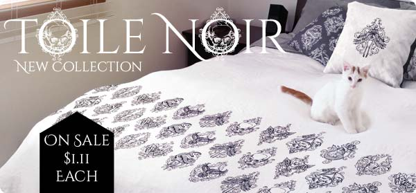 Toile Noir - New Collection on Sale