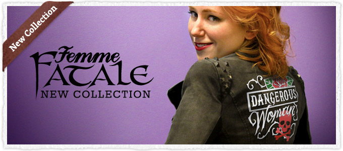 Featured Collection - Femme Fatale
