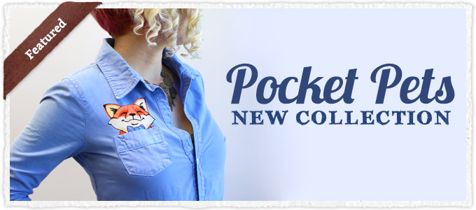 New Collection - Pocket Pets