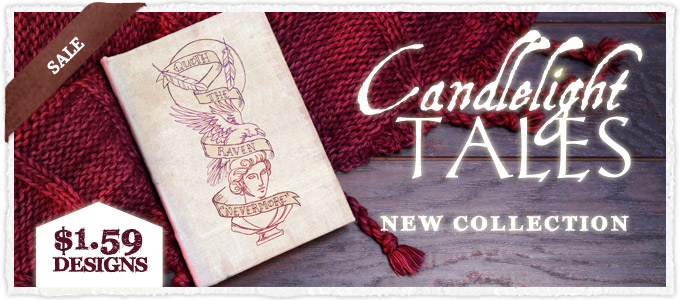 New Collection - Candlelight Tales