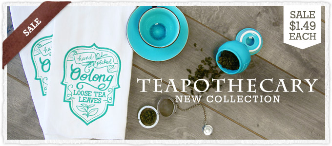 New Collection - Teapothecary