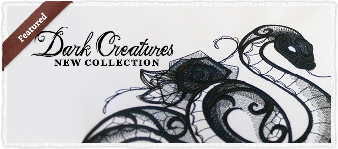 Featured Collection - Dark Creatures