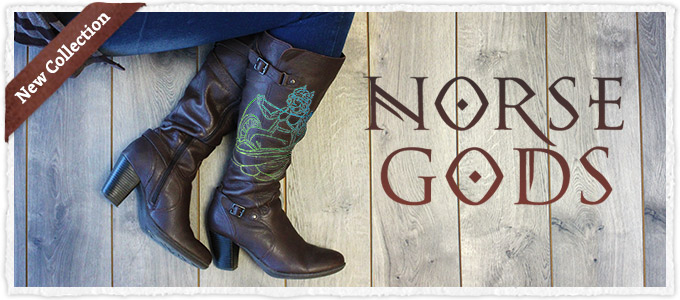 New Collection - Norse Gods