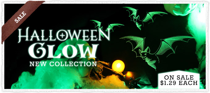 New Collection - Halloween Glow
