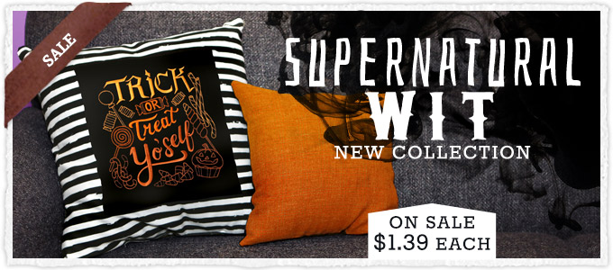 New Collection - Supernatural Wit