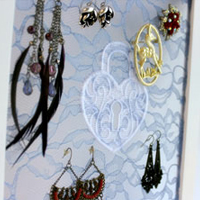 Lace-on-Lace Jewelry Holder_image