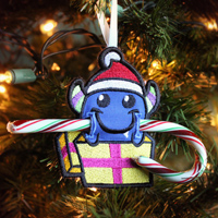 Merry Monster Candy Cane Holder_image