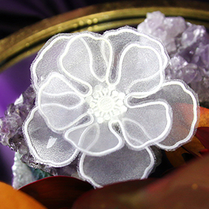 Layered Organza Flower_image