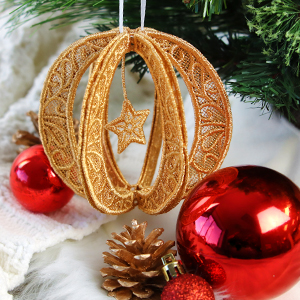 3D Lace Ornament_image