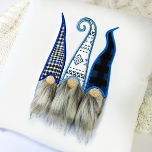 Multi-piece Applique with Faux Fur_image