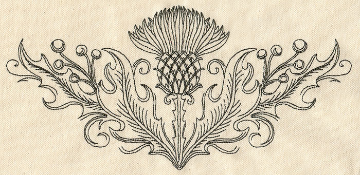Crest of the Thistle