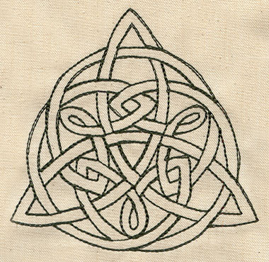 Celtic Cross Urban Threads Unique And Awesome Embroidery Designs