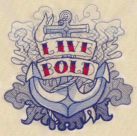 the seven seas live bold tattoo urban threads unique and awesome embroidery designs. Black Bedroom Furniture Sets. Home Design Ideas