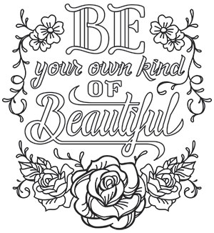 Bold Thoughts - Be Your Own Kind of Beautiful | Urban ...