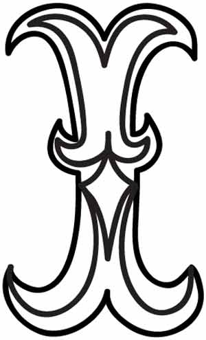 Futaracha Pro A Font That E likewise How To Draw A Tribal Design further Draw A Cartoon Monster Character In Photoshop Psd 18136 as well Printable Coloring Pages Of Popcorn Specially For Kids 2014 also Coloring Pages Alphabet. on cool letters to trace
