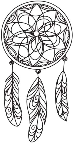 Dreamcatcher Designs Embroidery