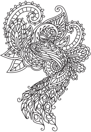 hindu hand coloring pages - photo#39