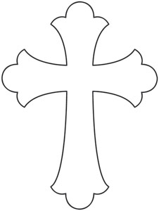Simple Cross Urban Threads Unique And Awesome Embroidery Designs