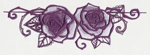 Briar Rose - Draped Border_image