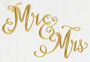 Mr. and Mrs. Script_image