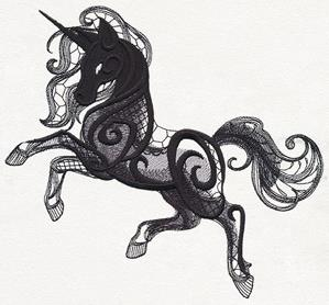 Dark Creatures - Unicorn_image