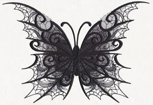 Dark Creatures - Butterfly_image